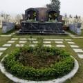 Chọn vị trí đặt mộ