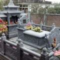 Mẫu khu lăng mộ LD 01