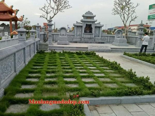 Mẫu khu lăng mộ LD 10