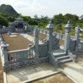 Mẫu khu lăng mộ LD 15