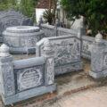 Mẫu khu lăng mộ LD 18