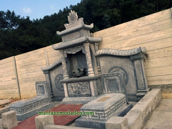 Mẫu khu lăng mộ LD 25