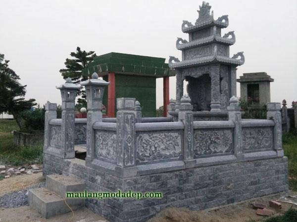 Mẫu khu lăng mộ LD 28