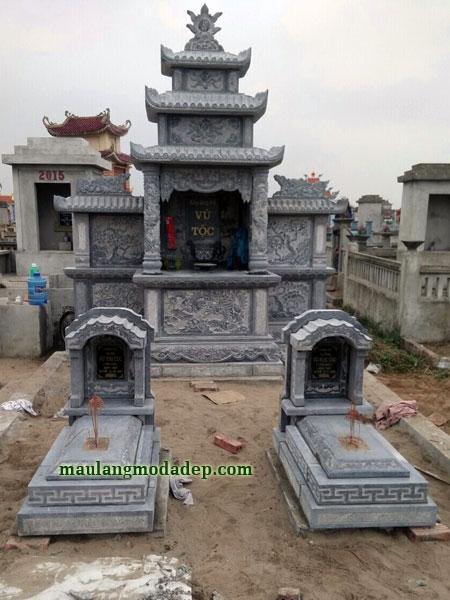 Mẫu khu lăng mộ LD 29