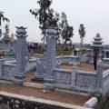 Mẫu khu lăng mộ LD 31