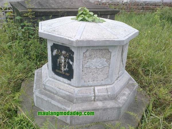 Mẫu mộ bát giác LD 03