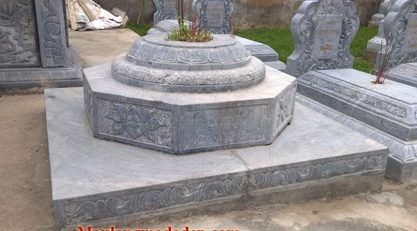Mẫu mộ bát giác LD 05