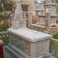 Mẫu mộ công giáo LD 02