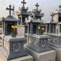 Mẫu mộ công giáo LD 11