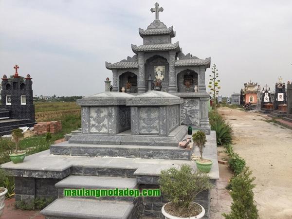 Mẫu mộ công giáo LD 13