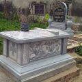 Mẫu mộ công giáo LD 18