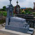 Mẫu mộ công giáo LD 20