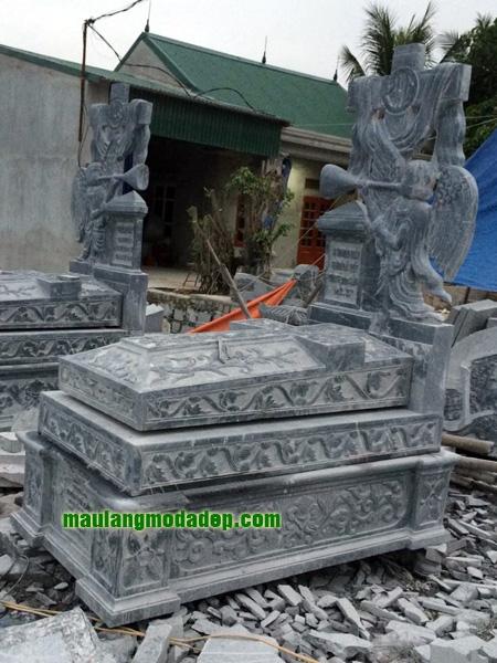 Mẫu mộ công giáo LD 21