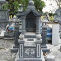 Mẫu mộ công giáo LD 22