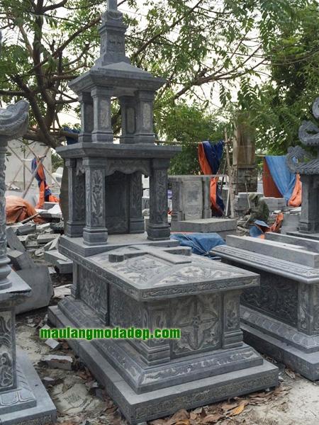 Mẫu mộ công giáo LD 23