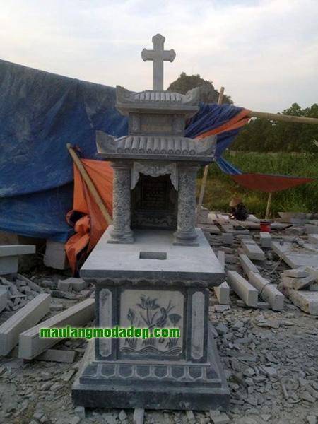 Mẫu mộ công giáo LD 25