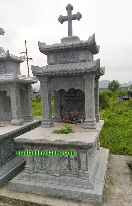 Mẫu mộ công giáo LD 26