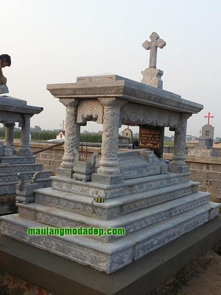 Mẫu mộ công giáo LD 27