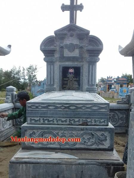 Mẫu mộ công giáo LD 29 01