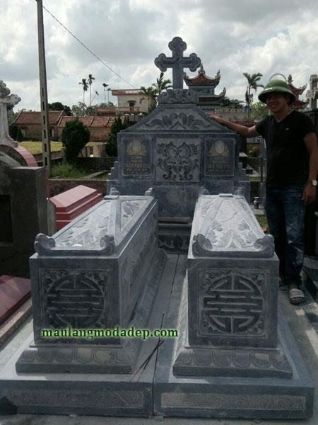 Mẫu mộ công giáo LD 33