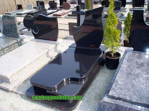 Mẫu mộ đá hoa cương granite LD 13