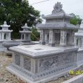 Mẫu mộ đôi LD 11