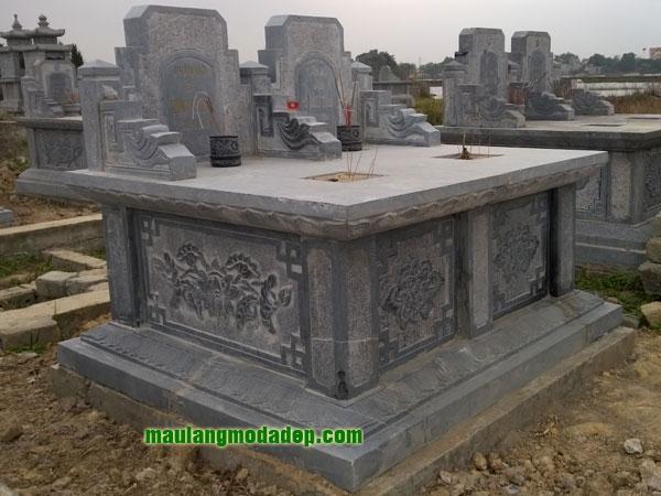 Mẫu mộ đôi LD 20
