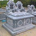 Mẫu mộ đôi LD 24