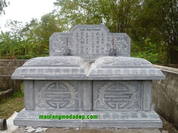 Mẫu mộ đôi LD 28