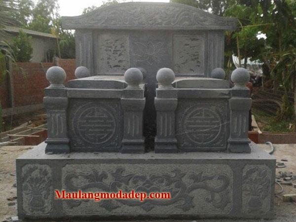 Mẫu mộ đôi LD 36