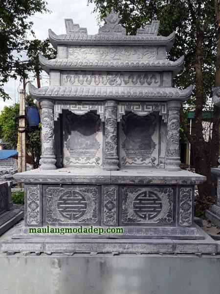Mẫu mộ đôi LD 38
