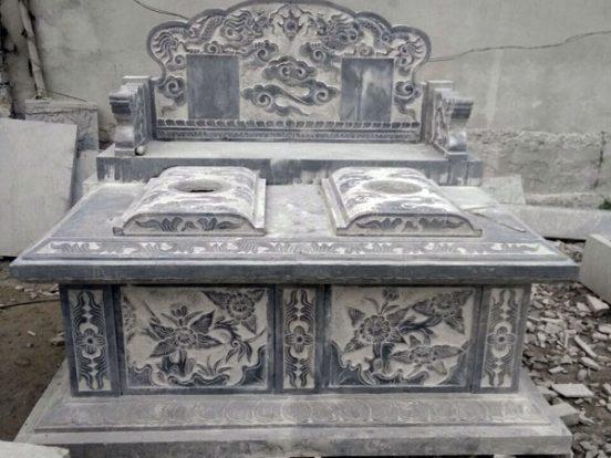 Mẫu mộ đôi LD 39