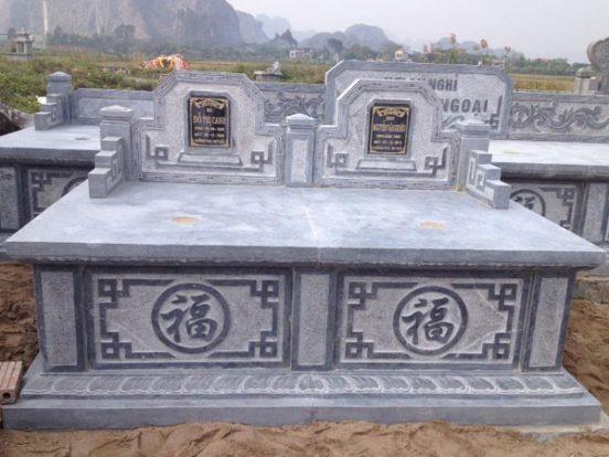 Mẫu mộ đôi LD 41