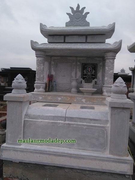 Mẫu mộ đôi LD 42