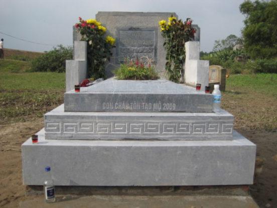 Mẫu mộ đơn giản LD 01