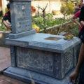 Mẫu mộ đơn giản LD 03