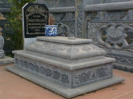 Mẫu mộ đơn giản LD 04