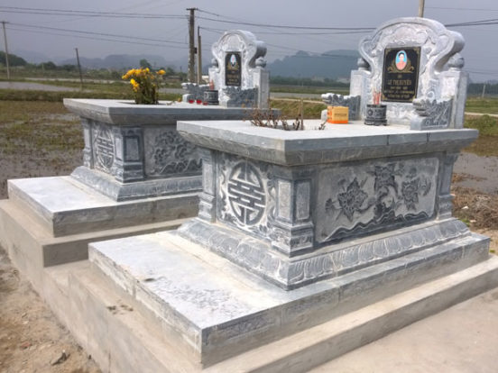 Mẫu mộ đơn giản LD 05