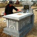 Mẫu mộ đơn giản LD 06