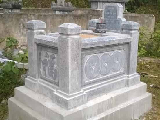 Mẫu mộ đơn giản LD 08