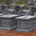 Mẫu mộ đơn giản LD 11