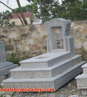 Mẫu mộ đơn giản LD 13