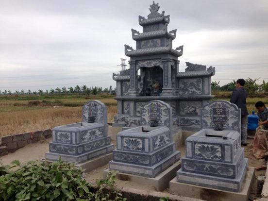 Mẫu mộ đơn giản LD 14