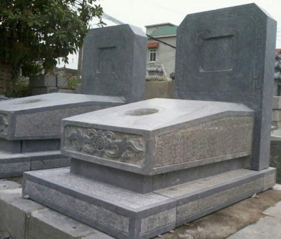 Mẫu mộ đơn giản LD 18