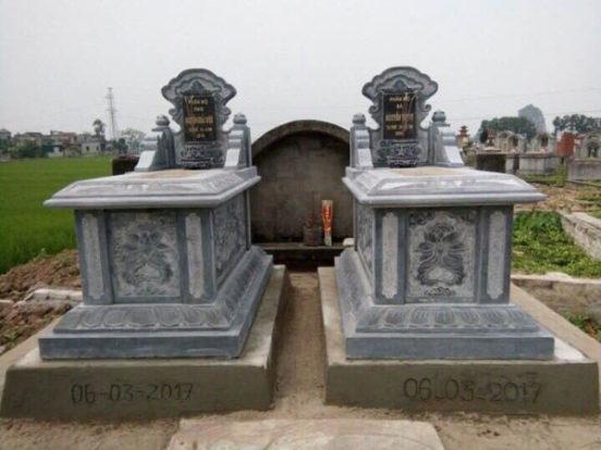 Mẫu mộ đơn giản LD 19