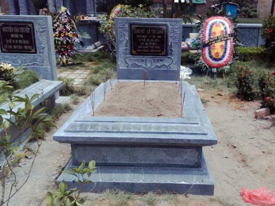 Mẫu mộ đơn giản LD 21