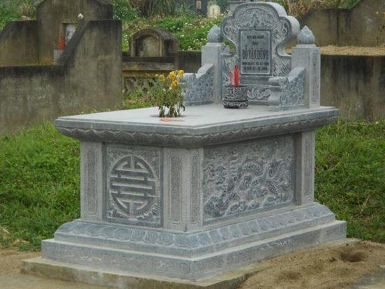 Mẫu mộ đơn giản LD 23