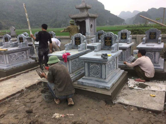Mẫu mộ đơn giản LD 24