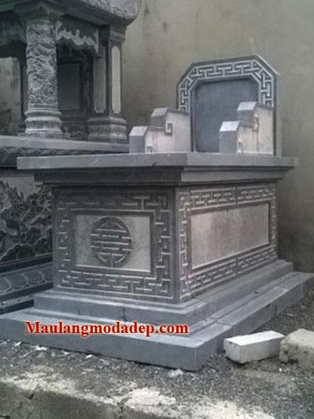 Mẫu mộ đơn giản LD 25