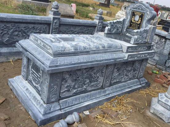 Mẫu mộ đơn giản LD 26